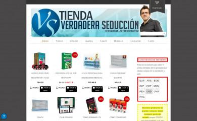 verdadera-seduccion.com screenshot