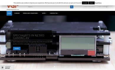 videogameperfection.com screenshot