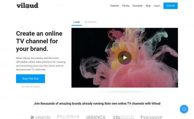 http://viloud.tv screenshot