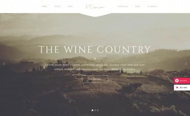 http://vino.elated-themes.com screenshot