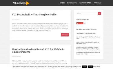 vlchelp.com screenshot