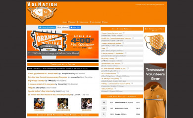 volnation.com screenshot