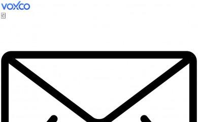 voxco.com screenshot