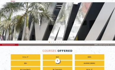vsit.edu.in screenshot