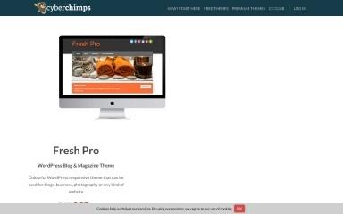 Fresh Pro screenshot