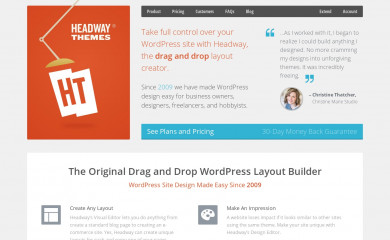 http://www.headwaythemes.com screenshot