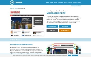 MH Magazine lite screenshot