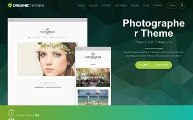 Photographer screenshot