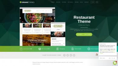 Restaurant screenshot