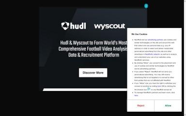 http://wyscout.com screenshot