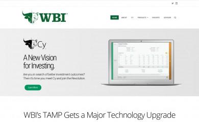 wbiinvestments.com screenshot