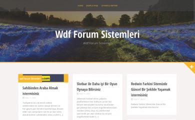 wdfforum.com screenshot