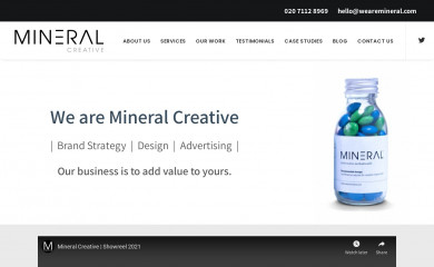 wearemineral.com screenshot
