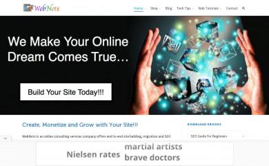 webnots.com screenshot