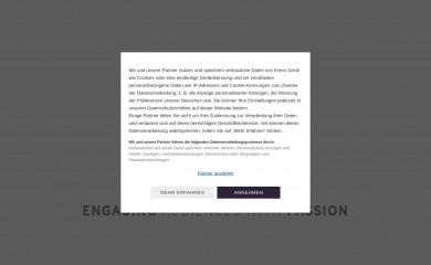 webedia-group.de screenshot