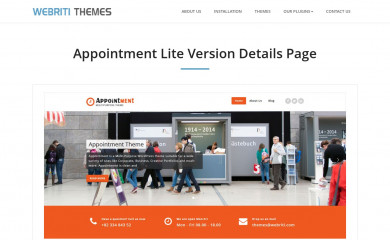 Appointment screenshot