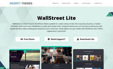Wallstreet screenshot