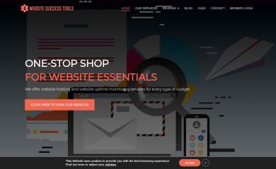 websitesuccess.tools screenshot