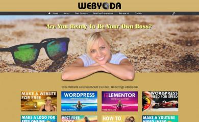 webyoda.com screenshot