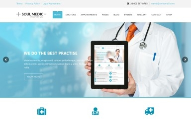Soulmedic screenshot