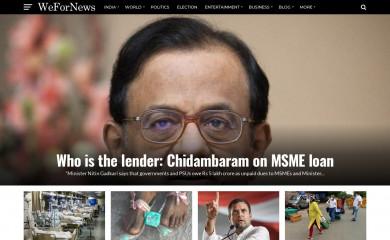 wefornews.com screenshot