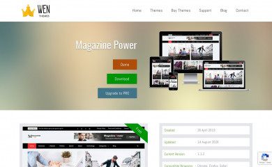 Magazine Power screenshot