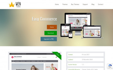 Easy Commerce screenshot