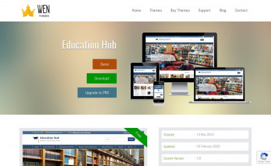 https://wenthemes.com/item/wordpress-themes/education-hub/ screenshot