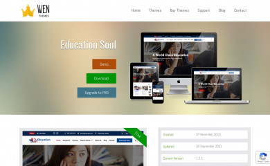 https://wenthemes.com/item/wordpress-themes/education-soul/ screenshot