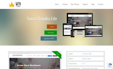 Surya Chandra Lite screenshot