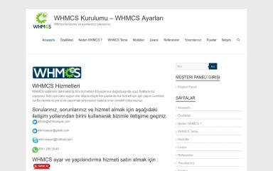 whmcsayar.com screenshot