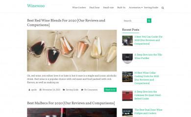 winewoo.com screenshot