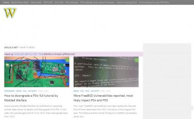 wololo.net screenshot