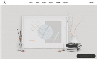 http://wossthemes.com/artday screenshot