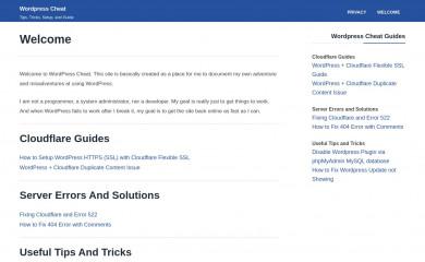 wordpresscheat.com screenshot