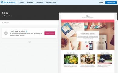 Sela screenshot