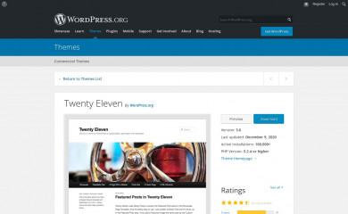 http://wordpress.org/extend/themes/twentyeleven screenshot
