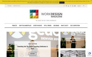 workdesign.com screenshot
