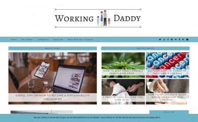 workingdaddy.co.uk screenshot