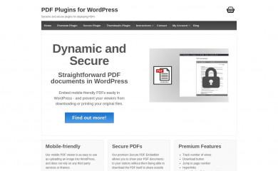 wp-pdf.com screenshot