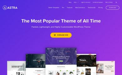http://wpastra.com screenshot