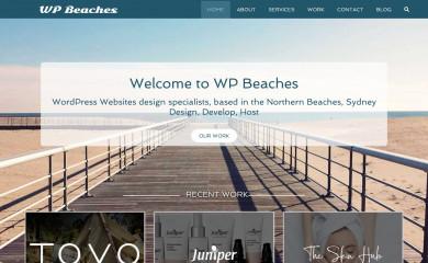 wpbeaches.com screenshot