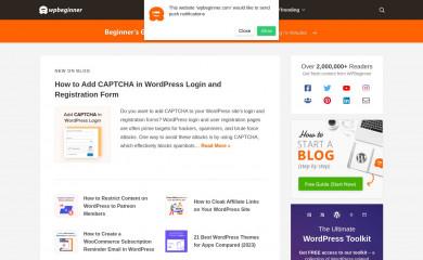 wpbeginner.com screenshot