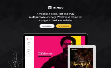 Brando screenshot