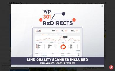 wpnewsify.com screenshot