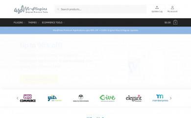 wpnulledplugins.com screenshot