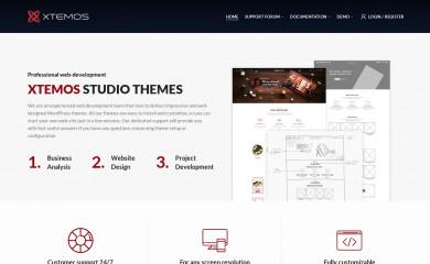 xtemos.com screenshot