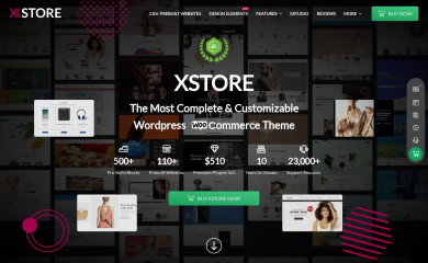 XStore screenshot