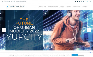 yupcharge.com screenshot