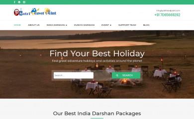 yatritravelpoint.com screenshot
